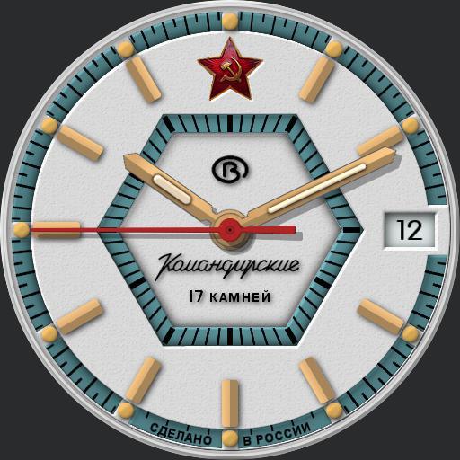 Vostok Komandirskie #811719