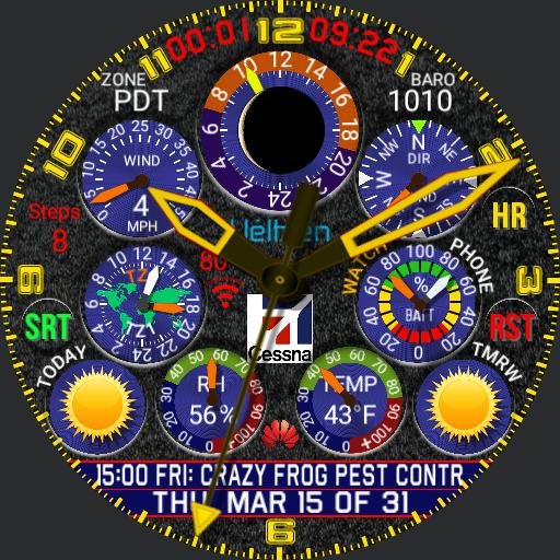 Cessna Analog 3.0 Round