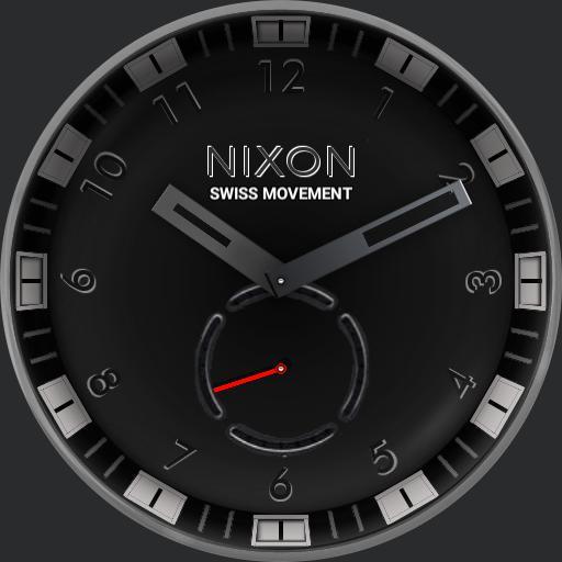Nixon - Patriot