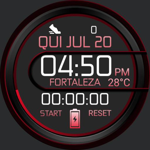 Digital MX Watch Face RLW