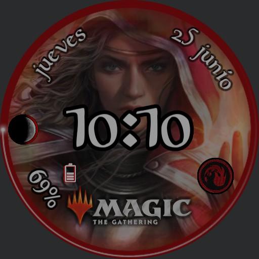 Magic Rowan Fire