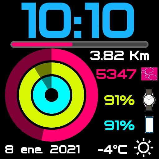 iwatch JC sin km new