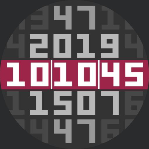 Pebble Enigma Digits - customized EU