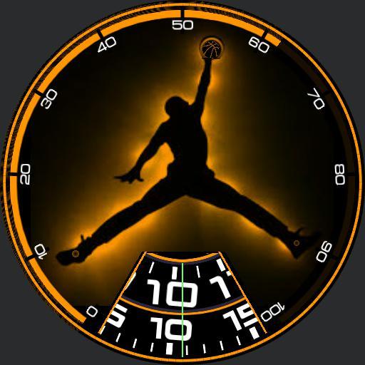 Air Jordan Themeable Watch unofficial ver.2