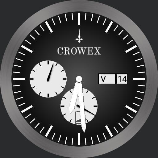 CROWEX Silver