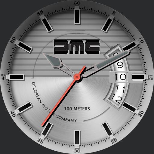 DMC DeLorean Alpha