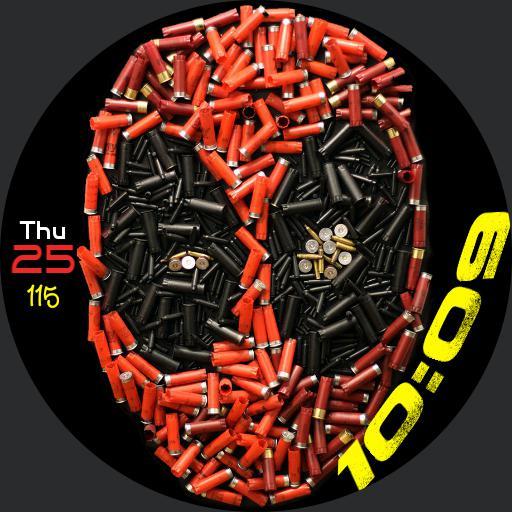 Deadpool bullets