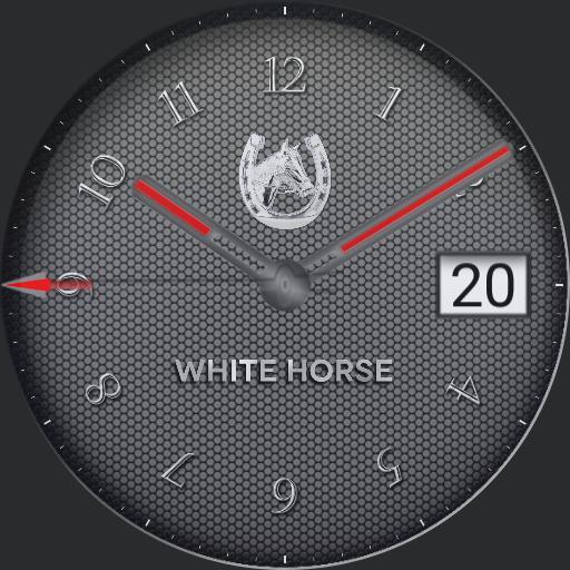 White Horse by VF27
