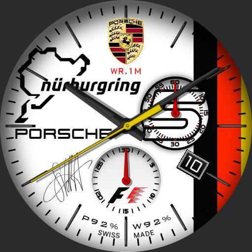 Yann Porsche F1