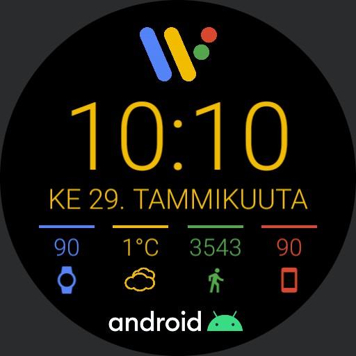 Wear OS 2.0.1