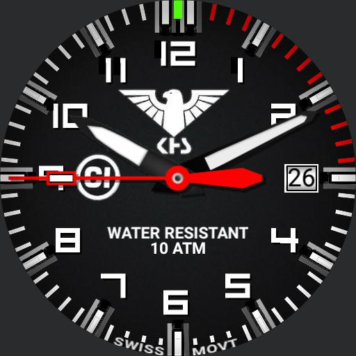 KHS Tactical Watch C1