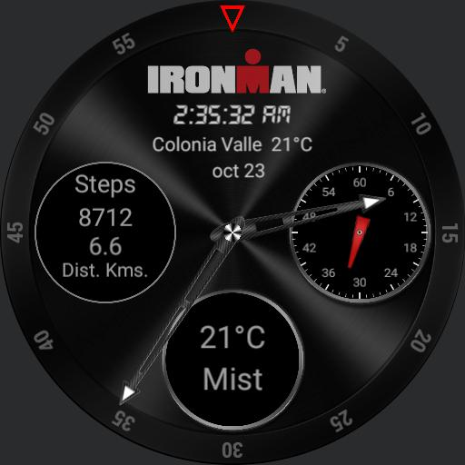 IRONMAN CONNECTED full info