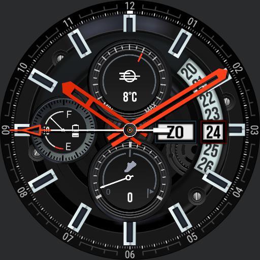 Samsung watch Tomcat Interactive