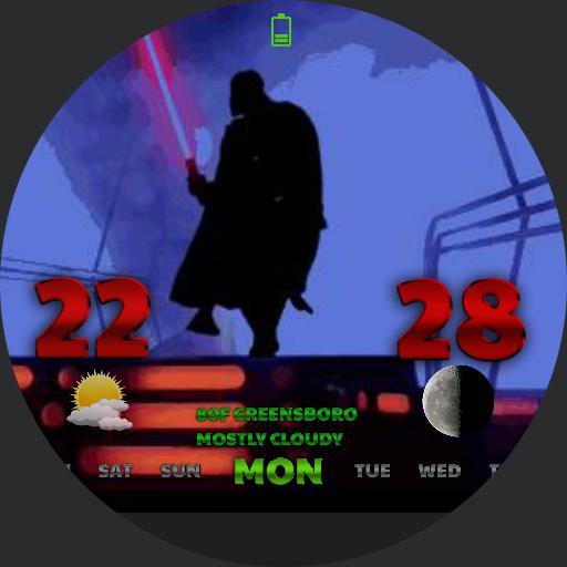 Vader Dance 2.0