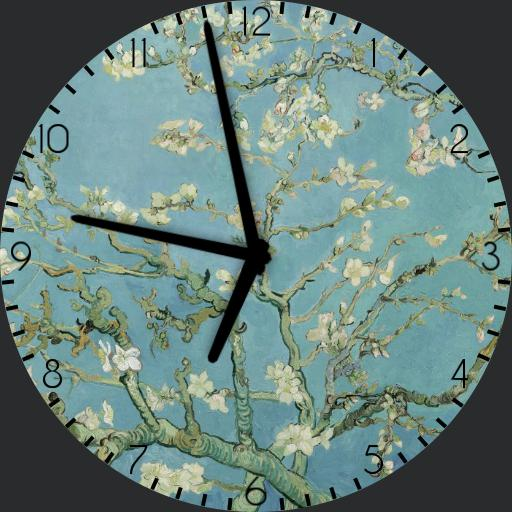 Van Gogh Almond Blossoms