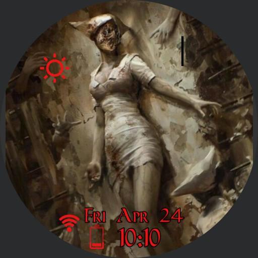 Tortured Nurse
