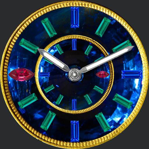 Custom - Sapphire Wheel 1 - Dimmer