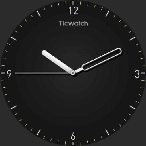 ticwatch aw black