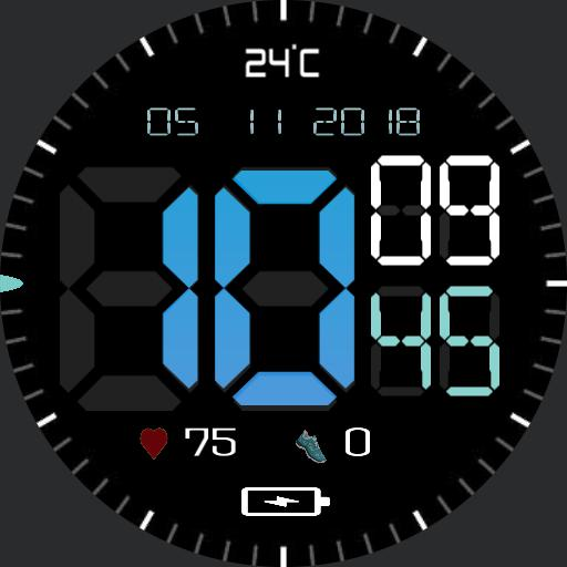 Gear Sport Big  Digital 2