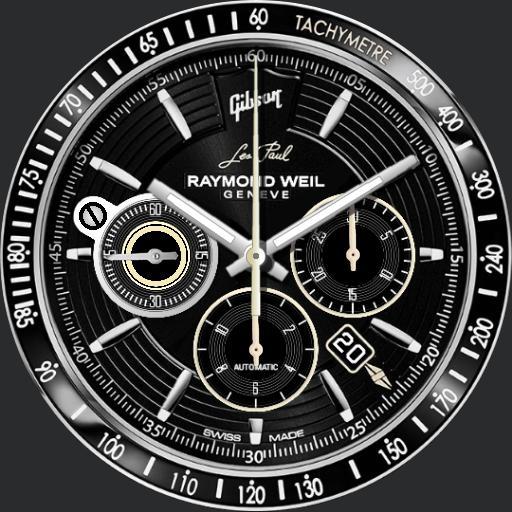 0 Raymond Weil Gibson Ltd Ed.
