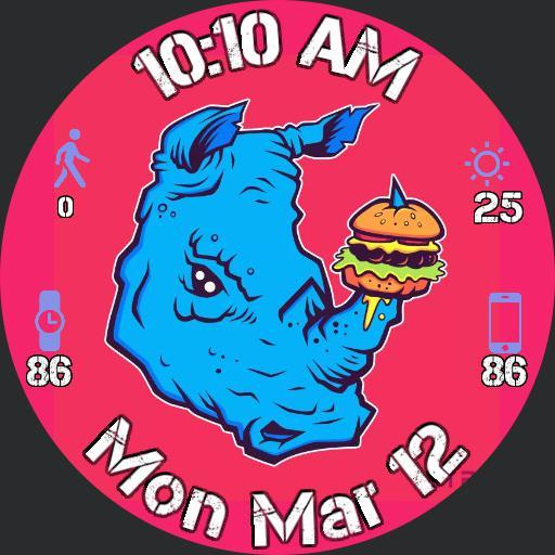 Rhino Burger