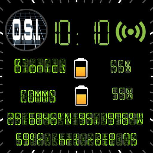 O.S.I. Monitor watch