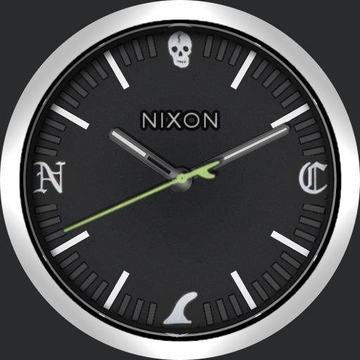 Nixon - Captain Fin