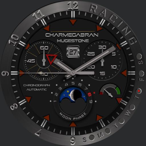 CHARMEGABRAN, Hugestone Racing
