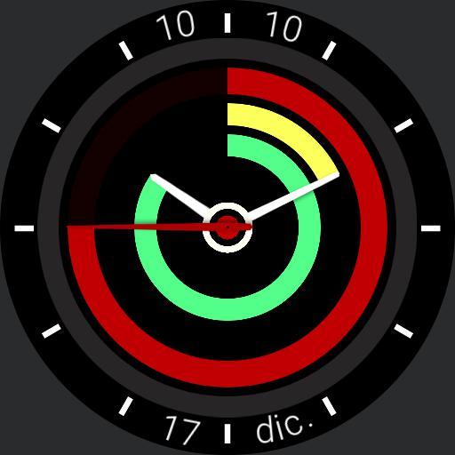 Reloj Carles Oms