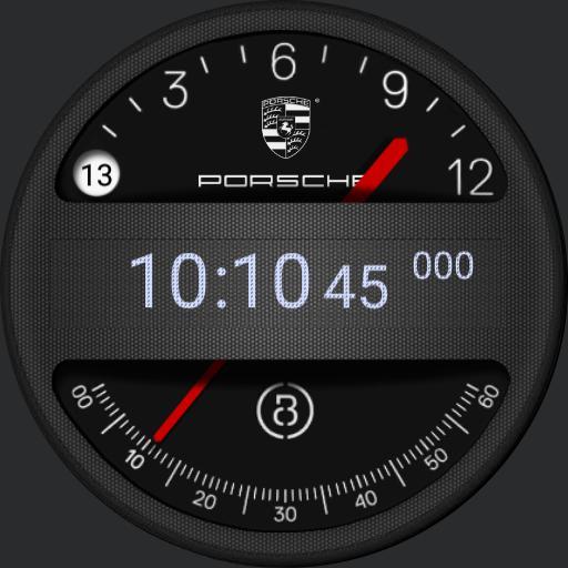 BoxClever Span Porsche