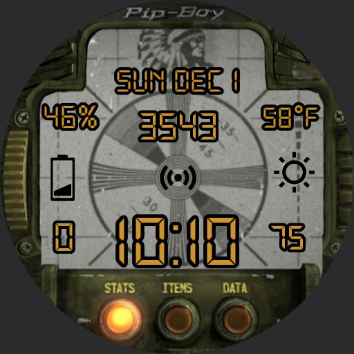 Fallout Pip-Boy Copy