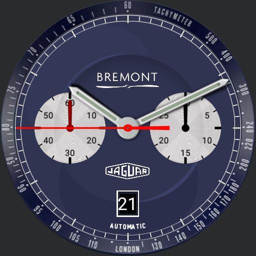 Bremont Jaguar D Type