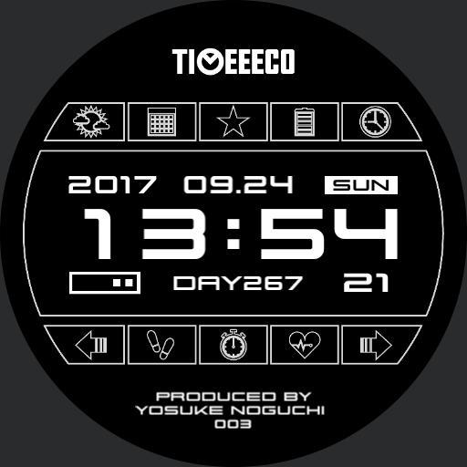TIMEEECO ICON 003