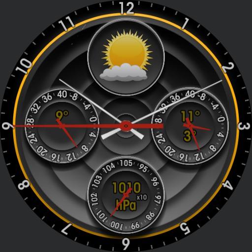Analog watch  v2.1