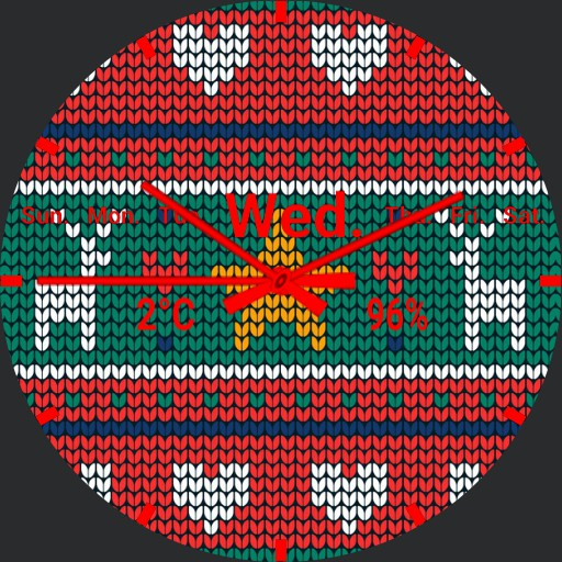 Christmas Analog