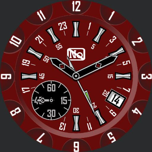 No GMT Red
