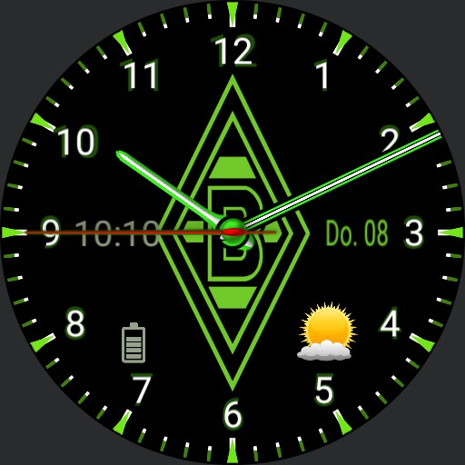 watch face BMG new