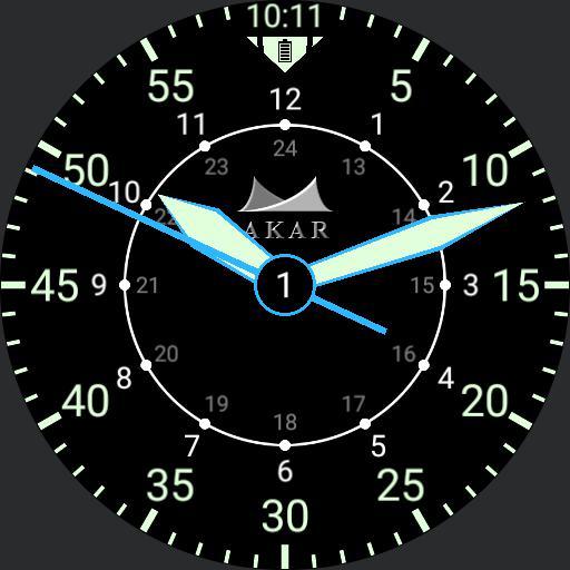 AKAR 14 Flieger