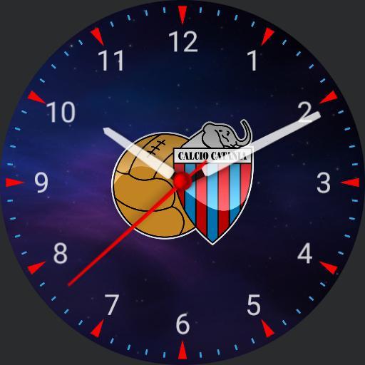 calcio catania watchface