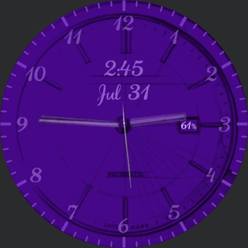Purple Around The World