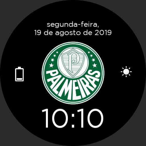 Palmeiras Watch Face