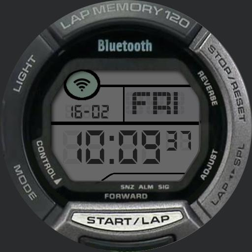 Fakasio Digital watch 1