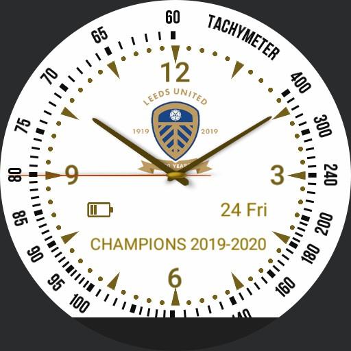 LUFC Champions