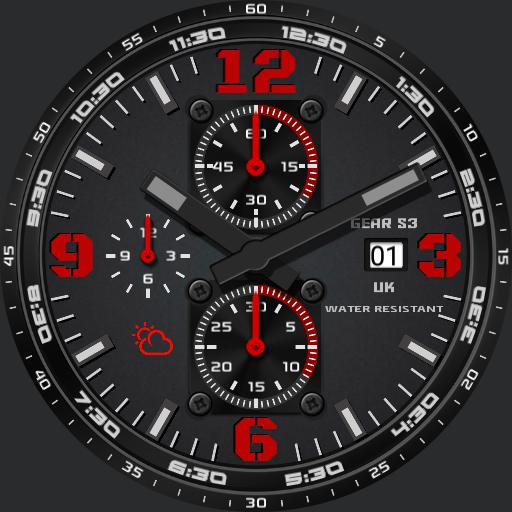 GEAR S3 RUGGED