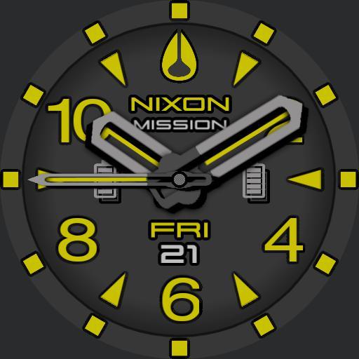 PVS Nixon 8 Sunrise