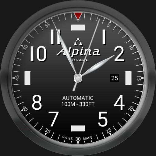 Alpina 01. 2in1