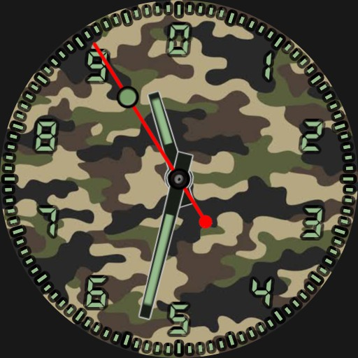 Military 10h Decimal Time Watch