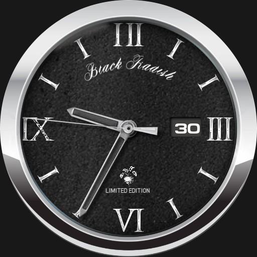 Black Radish limited Edition Date