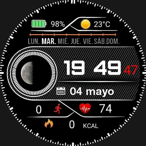 Digital Watch I