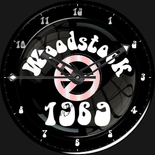 Woodstock1969  Black mit Sound